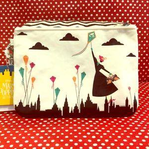 Kipling Disney Mary Poppins wristlet